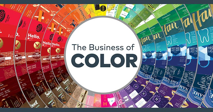 The Business and Value of Color